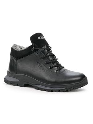 Ботинки черные | 5241437