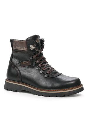 Ботинки черные | 5241443