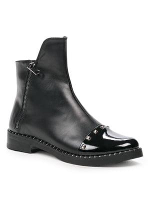 Черевики чорні | 5241436
