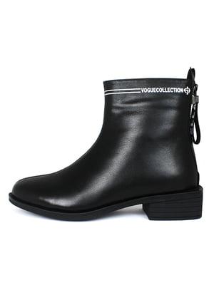 Ботинки черные | 5245441