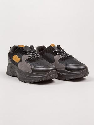 Кроссовки черные | 5246626