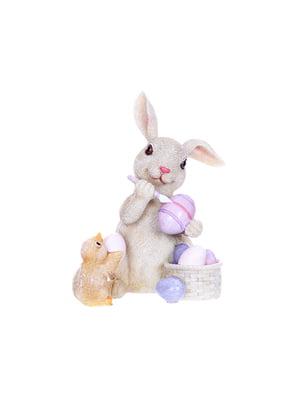 Фігурка декоративна «Кролик» (2 шт.) | 5256354
