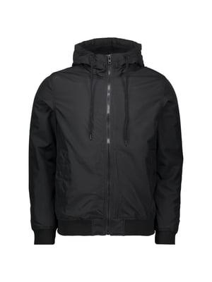 Куртка чорна | 5256502