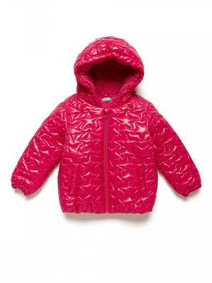 Куртка рожева | 5211500