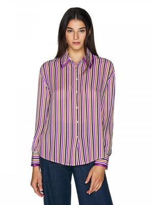 Рубашка в полоску | 5211703