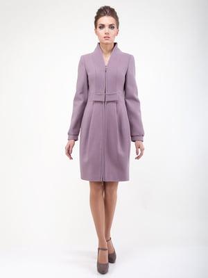 Пальто цвета чайной розы - CORRERA - 5256792