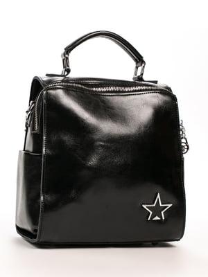 Рюкзак чорний - Farfalla Rosso - 5256056