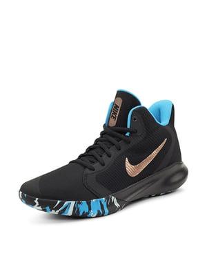 Кросівки чорні | 5257204