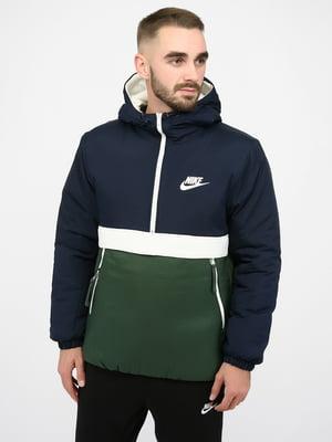 Куртка спортивна синя | 5257256