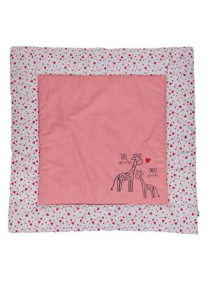 Одеяло розовое | 5257843