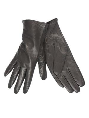 Перчатки темно-серые | 5258583