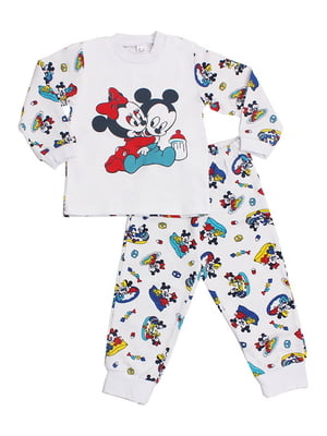 Пижама: джемпер и брюки | 5261909