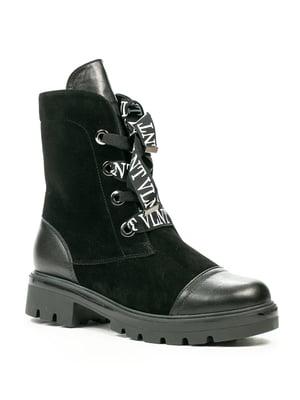 Ботинки черные | 5257923