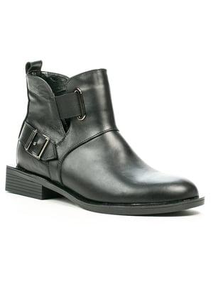 Ботинки черные | 5257897