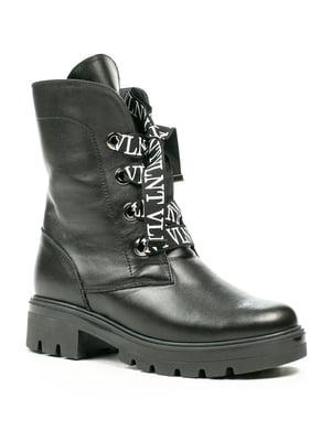 Ботинки черные | 5257895