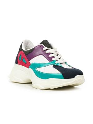 Кроссовки разноцветные | 4915115