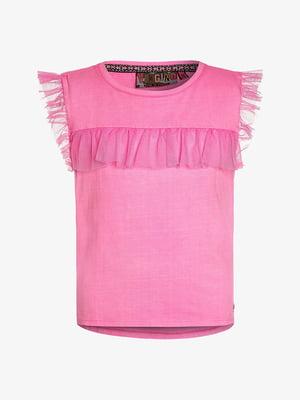 Блуза рожева | 5262019