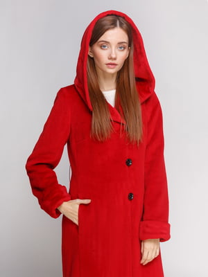 Пальто червоне | 5262460