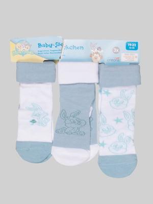 Набір шкарпеток (3 пари) | 5126683