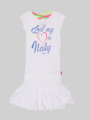 Платье белое | 5262813