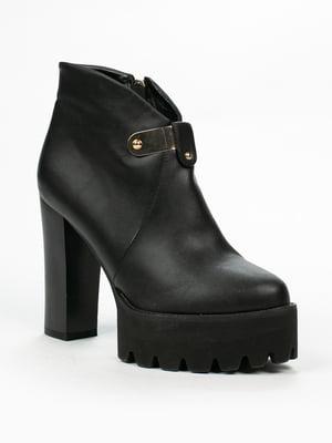 Ботинки черные | 5261920