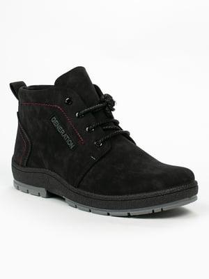 Ботинки черные | 5261921