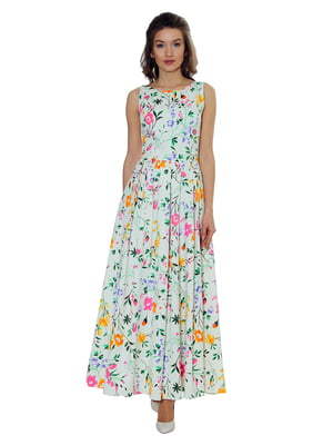 Платье молочного цвета | 5262618