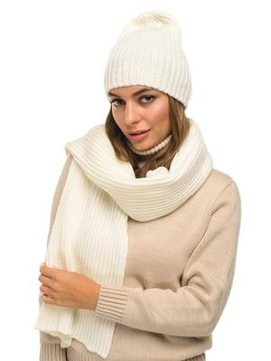 Комплект: шапка и шарф | 5256136