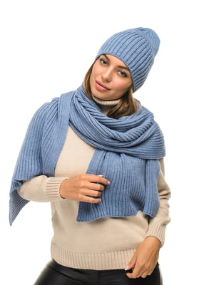 Комплект: шапка и шарф | 5256137