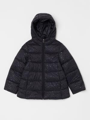 Куртка черная | 5201088