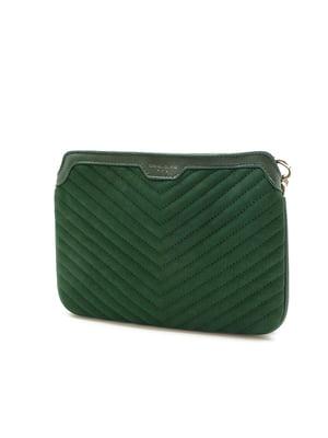 Клатч зеленый | 5184521