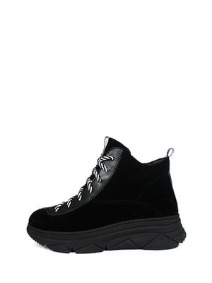 Ботинки черные | 5265333