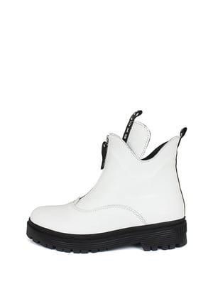 Ботинки белые | 5265334