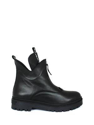 Ботинки черные | 5265335
