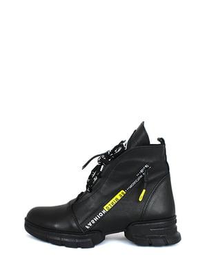Ботинки черные | 5265336