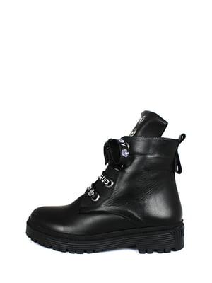 Ботинки черные | 5265338