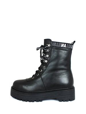Ботинки черные | 5265343