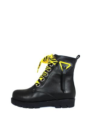 Ботинки черные | 5265344