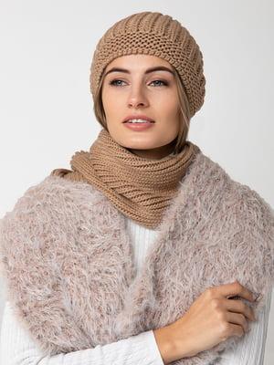 Комплект: шапка и шарф | 5265064