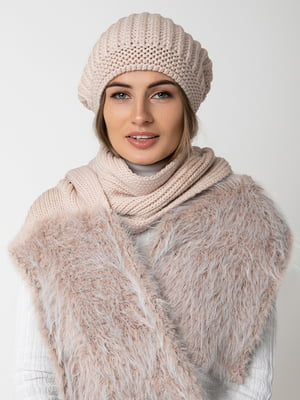 Комлект: шапка и шарф | 5265065