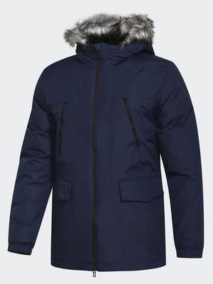 Куртка темно-синяя | 4104044