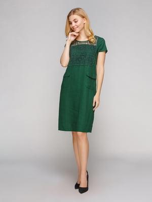 Платье зеленое   5263866