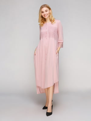 Сукня кольору пудри | 5263878
