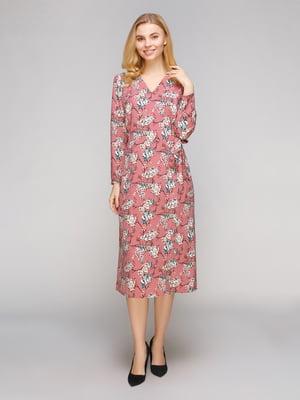 Платье розовое | 5263862