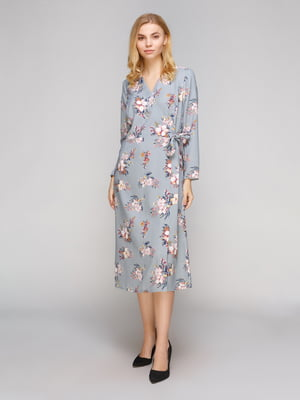 Платье голубое | 5263861
