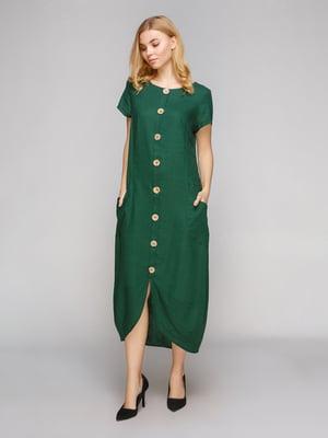Платье зеленое | 5263872
