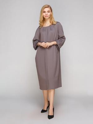 Платье цвета мокко   5263860