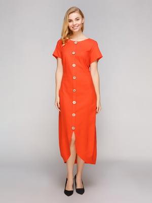 Сукня помаранчева | 5263871