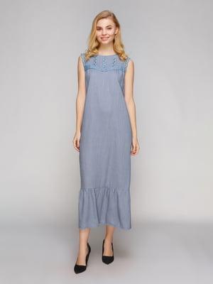 Сукня блакитна | 5263888