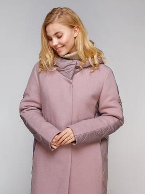 Пальто розовое | 5263901